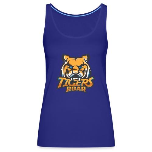 Tigers-Roar - Frauen Premium Tank Top