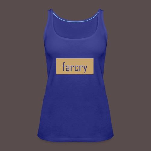 farcryclothing - Frauen Premium Tank Top