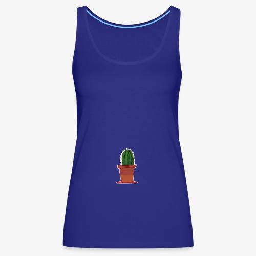 Cactus - Frauen Premium Tank Top
