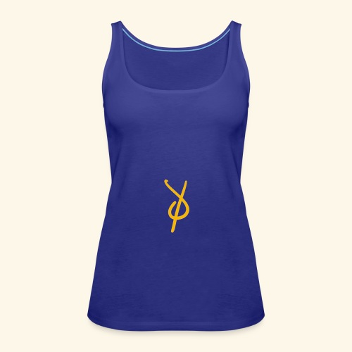 Shieke Logo - Women's Premium Tank Top