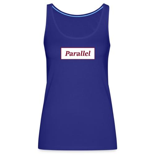 Parallel - Women's Premium Tank Top