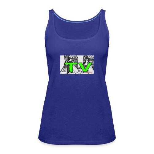 Real Bros TV - Frauen Premium Tank Top