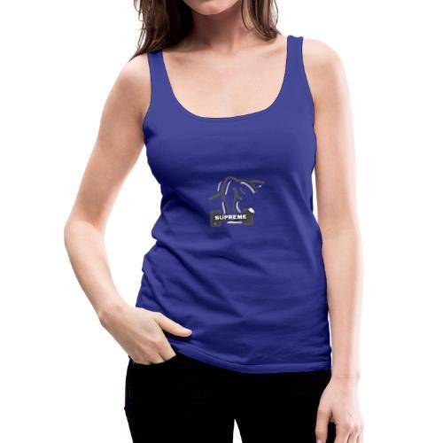 Supremo - Camiseta de tirantes premium mujer