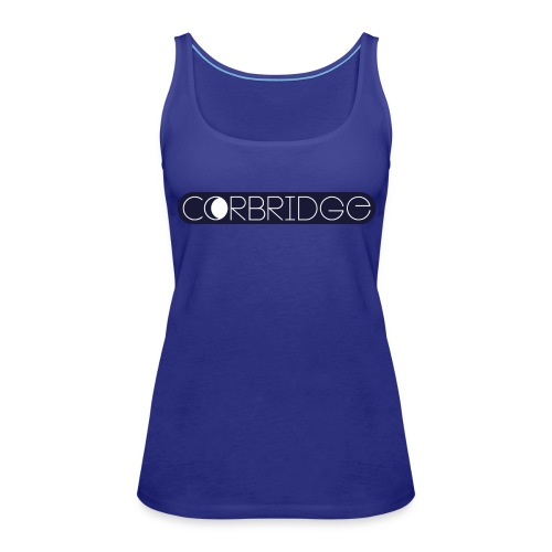 corbridge logo - Frauen Premium Tank Top