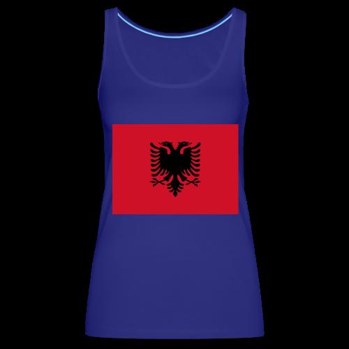 Albanien - Frauen Premium Tank Top