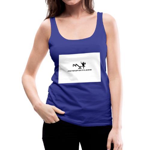 LOGO Recuperado - Camiseta de tirantes premium mujer