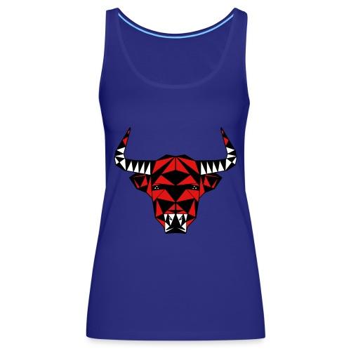 Angry Bull - Frauen Premium Tank Top