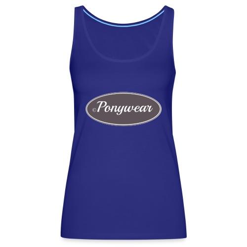 Ponywear - Frauen Premium Tank Top