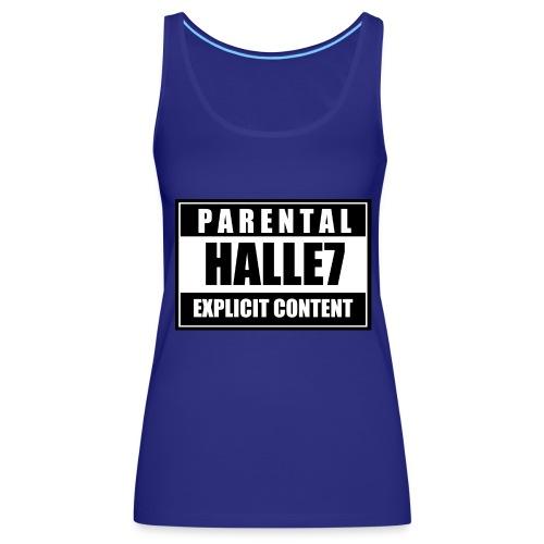 Halle7 Content - Frauen Premium Tank Top