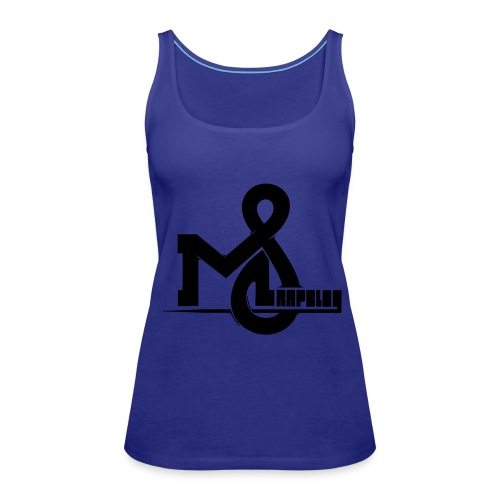 This is a proper design name - Women's Premium Tank Top