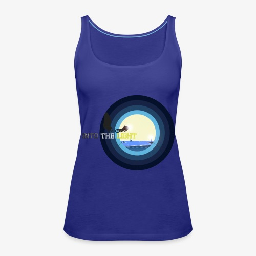 see the light - Frauen Premium Tank Top