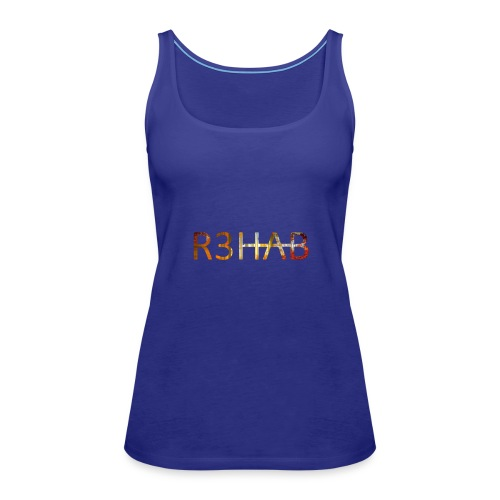 R3hab Forest - Premium singlet for kvinner