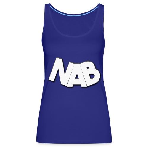 NAB.png - Frauen Premium Tank Top