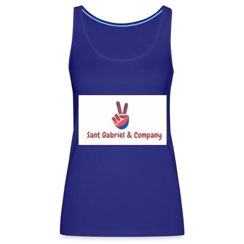 FotorCreated - Camiseta de tirantes premium mujer