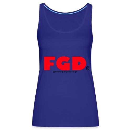 FGD - Débardeur Premium Femme