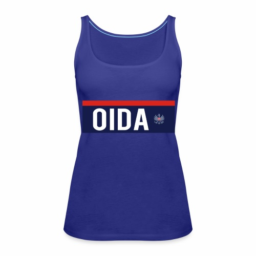 OIDA T-Shirt - Frauen Premium Tank Top