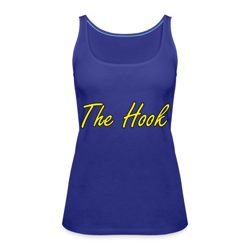 The Hook Logo - Premiumtanktopp dam