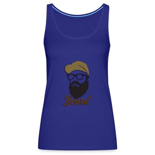 beard - Camiseta de tirantes premium mujer
