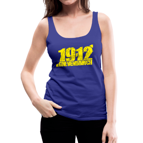 1912 Grevenbroich - Frauen Premium Tank Top