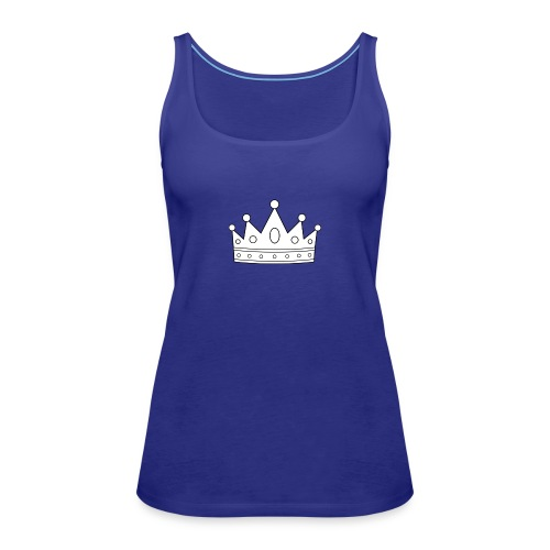 Signature Crown - Women's Premium Tank Top