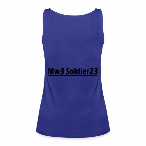 Mw3_Soldier23 - Women's Premium Tank Top