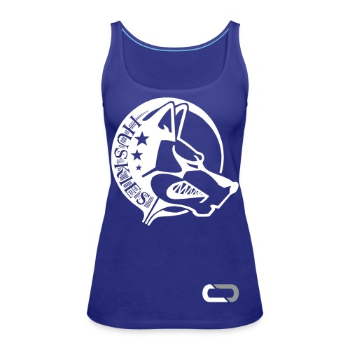 CORED Emblem - Women's Premium Tank Top