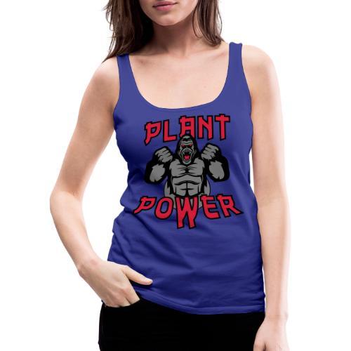 Plant Power - Frauen Premium Tank Top