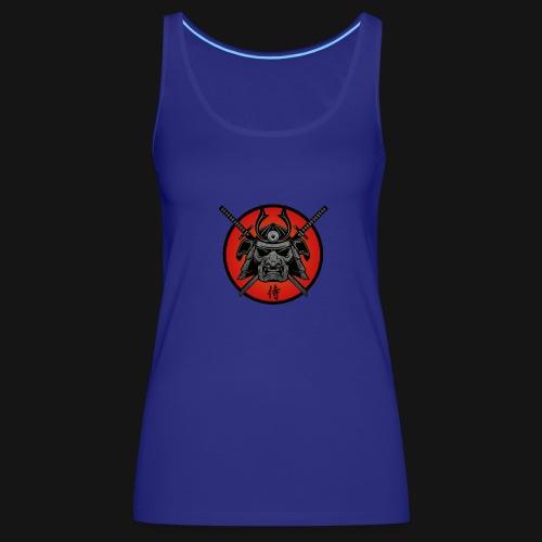 Samurai - Women's Premium Tank Top