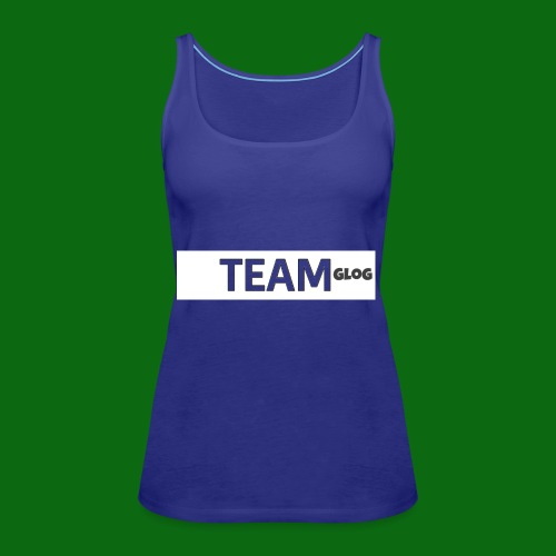 Team Glog - Women's Premium Tank Top