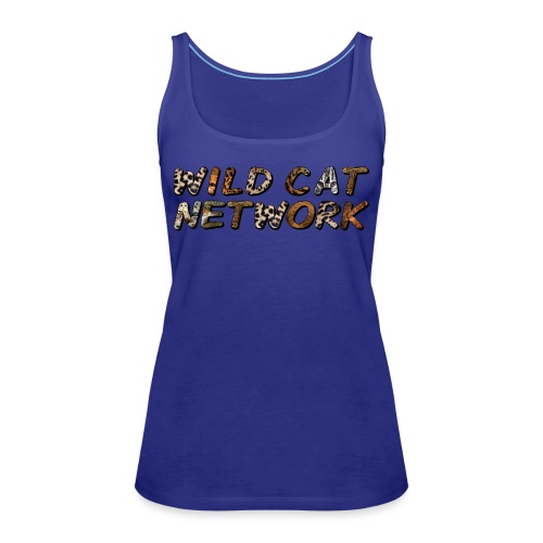 WildCatNetwork 1 - Women's Premium Tank Top