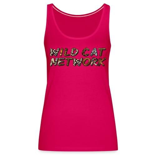 WildCatNetwork 1 - Women's Premium Tank Top