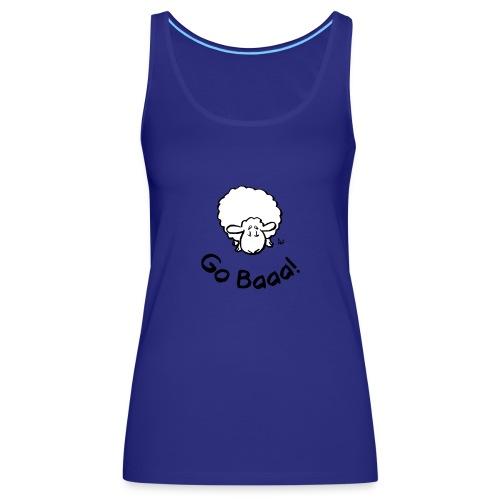 ¡Las ovejas van baaa! - Camiseta de tirantes premium mujer