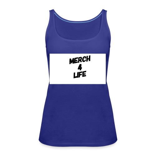 Merch4life/link-in-Bio-shirts+lots More/ - Women's Premium Tank Top