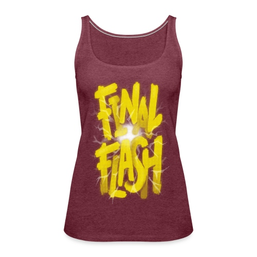 Final Flash - Women's Premium Tank Top