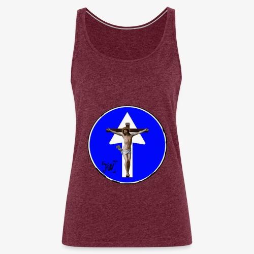 Gesù - Canotta premium da donna