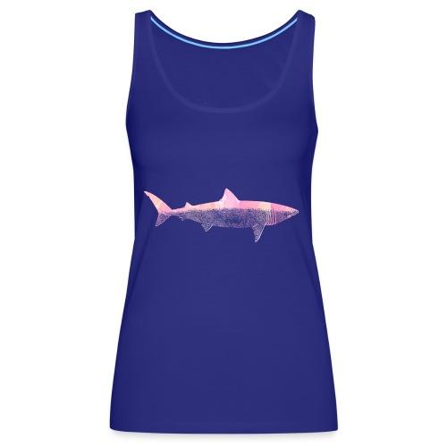 Shark attack - Débardeur Premium Femme