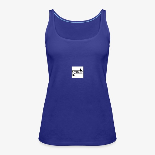CyBear Tees and Accessories - Women's Premium Tank Top