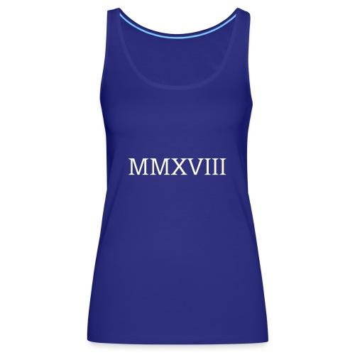 MMXVII - design - Débardeur Premium Femme