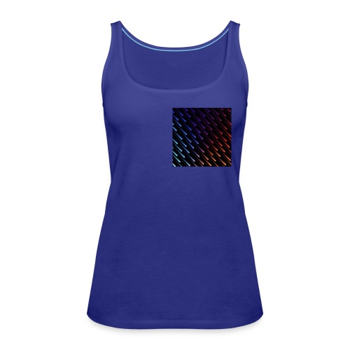 LIgHTNINGRAIN - Frauen Premium Tank Top