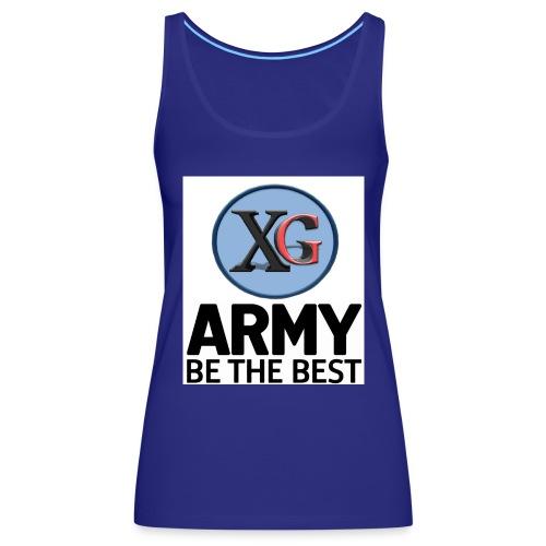 xg t shirt jpg - Women's Premium Tank Top