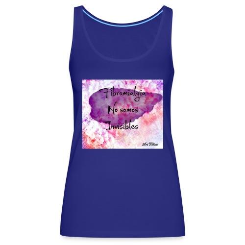 Fibromialgia - Camiseta de tirantes premium mujer