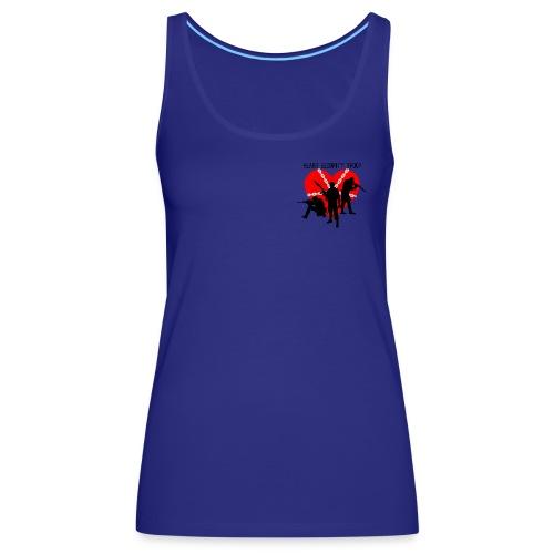 Heart troop - Camiseta de tirantes premium mujer