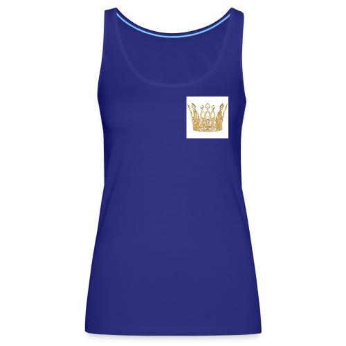 kingsammytvs crown - Women's Premium Tank Top