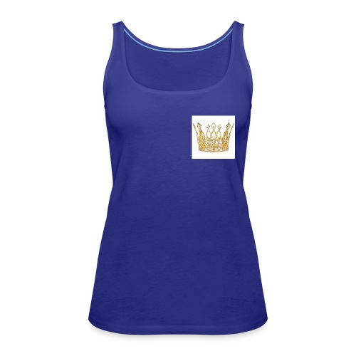 kingsammytvs crown - Women's Premium Tank Top