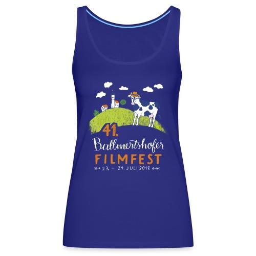 41. Filmfest - Frauen Premium Tank Top