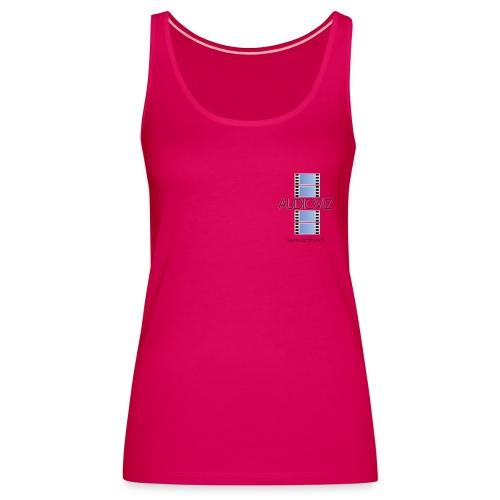 Tee-shirt Audioviz - Débardeur Premium Femme