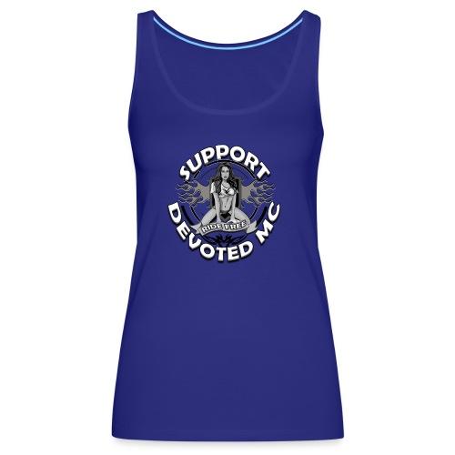 T-Shirt DEVOTEDMC PINUP - Premium singlet for kvinner