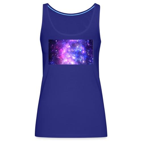 galaxy world - Women's Premium Tank Top