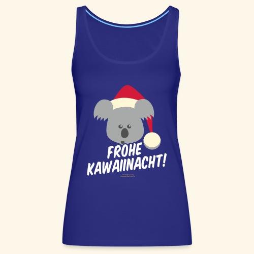 Ugly Christmas Kawaiinacht für Weihnachten - Frauen Premium Tank Top