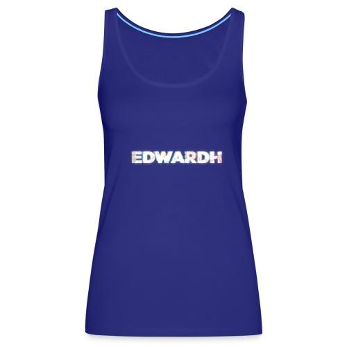 Edwardh standard basic tröja - Premiumtanktopp dam